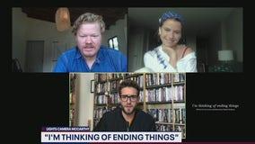 Jesse Plemons, Jessie Buckley talk I'm Thinking of Ending Things