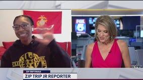 Zip Trip: Junior Reporter