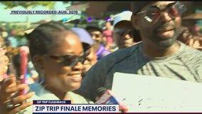 ZIP TRIP FLASHBACK: Zip Trip finale memories