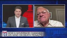 Former Illinois Gov. on push to abolish death penalty