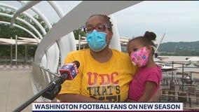 Washington football fans react to season start