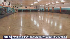 Northern Virginia recreation centers being transformed into classrooms