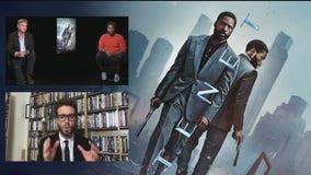 Christopher Nolan, John David Washington talk new film, Tenet