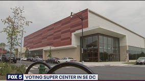 Entertainment and Sports Arena in Congress Heights will now be open to voters on Election Day