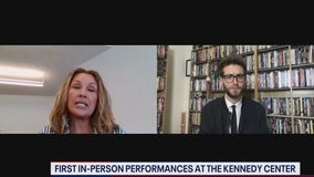 FOX 5's Kevin McCarthy talks to Vanessa Williams