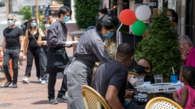 DC 'Streatery' grant aims to keep restaurants in business this winter, mayor's office says