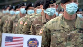 Military suicides up as much as 20% amid COVID-19 pandemic