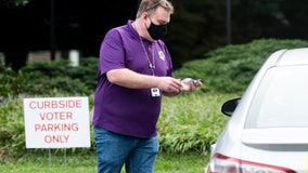 More Virginia voters opting for curbside option amid coronavirus pandemic