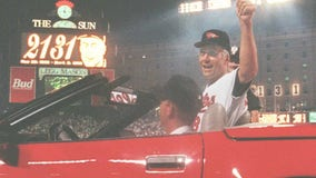 Iron streak, golden memory: Ripken embraces 2,131st game 25 years later