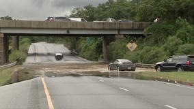 Cheverly mired in floodwaters while rains hammer DMV