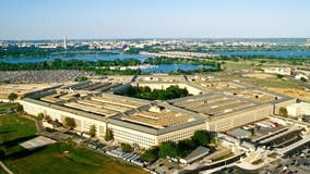 'Towers of Light'tribute to be illuminated next tothe Pentagon ahead of 9/11