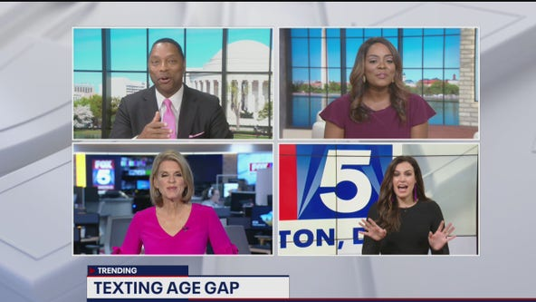Tuesday Talkers: Texting age gap