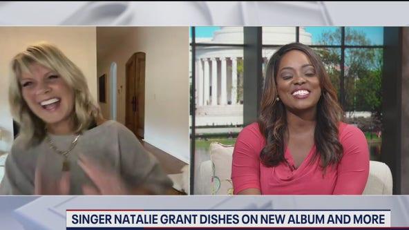 Singer Natalie Grant talks to FOX 5