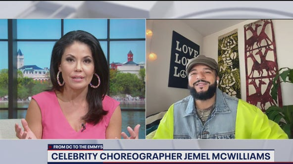 Catching up with choreographer Jemel McWilliams