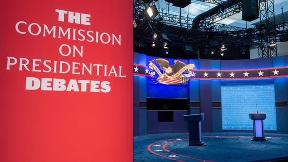 Presidential Debate: Trump, Biden face off in 1st of 3 debates
