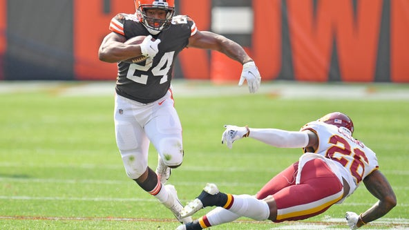 Turnovers sink Washington in Week 3 game at Cleveland