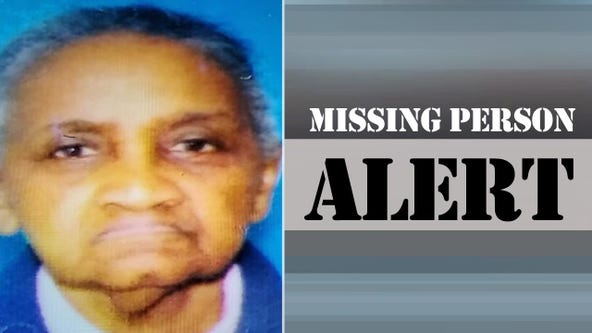 Missing elderly woman last seen Tuesday in Northwest DC