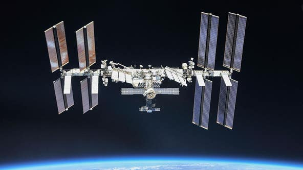 NASA moves International Space Station path to avoid unknown space debris