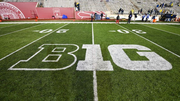 Big Ten begins daily antigen testing ahead of start to fall sports