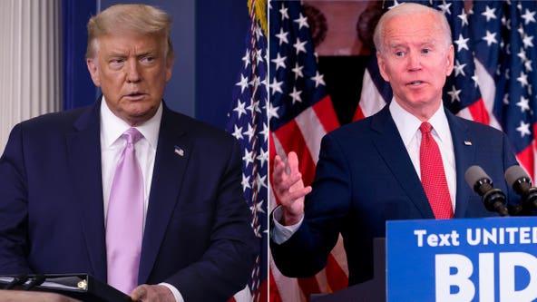 President Trump, Joe Biden prepare to debate at a time of mounting crises