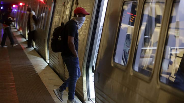 DC Metro says service cuts on the way without Federal funding