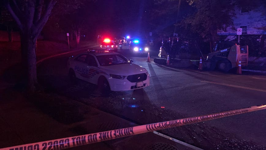 Man shot in Friendship Heights, DC police say