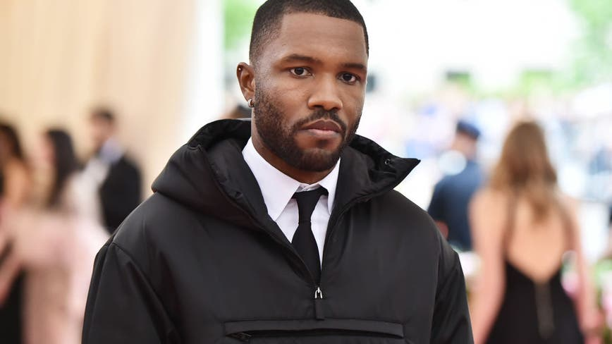 Frank Ocean transforms professional website into voter registration resource after first presidential debate