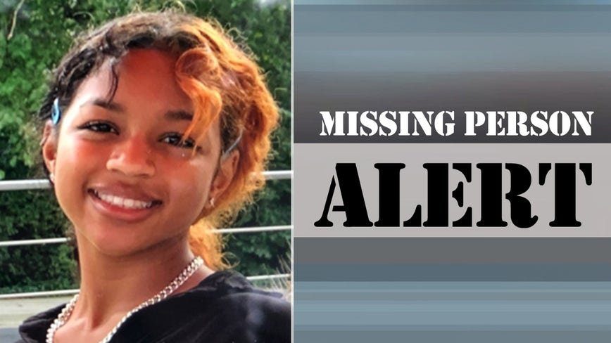 13-year-old missing girl last seen in Wheaton area Sunday, police say