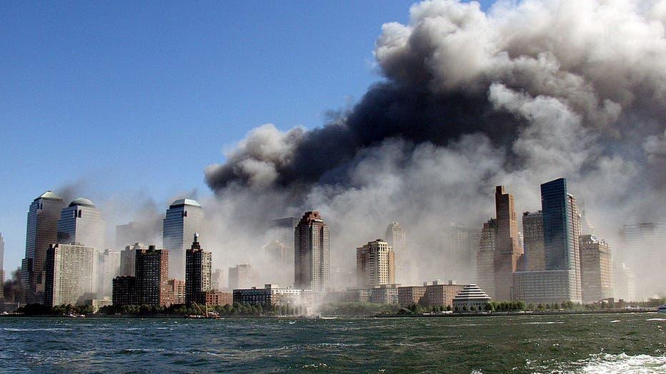 World Trade Center Terrorist Attack - Ground Zero