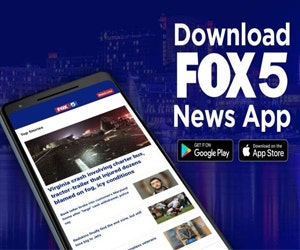 DOWNLOAD: The FOX 5 News App