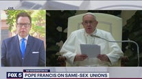 Pope Francis on same-sex unions