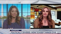 Politically Divided: How to keep things civil