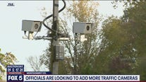 Montgomery County considers adding more traffic cameras