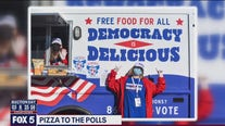 Pizza to the Polls