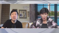 SEEING DOUBLE! The Masked Singer's Ken Jeong chats with Angie Goff