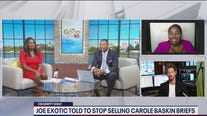 Celebrity Dish: Carole Baskin's briefs; Ariana's new music