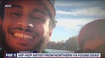 Hip-hop artist from Northern Virginia found dead