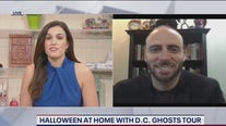 Halloween at home with DC Ghosts Tours