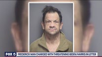 Frederick man charged with threatening Biden/Harris in letter
