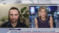 Helping COVID-19 patients communicate with loved ones