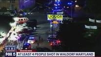 At least 4 people shot in Waldorf