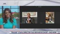 'Hot Felon' Jeremy Meeks talks new movie on BET+