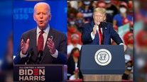 Biden, Trump go at it — from a distance — in competing town halls
