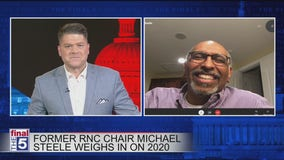 Former RNC Chair Steele on 2020, and potential run for MD Gov.: 'Toes like water'