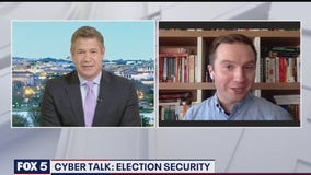 Cyber Talk: Election Security