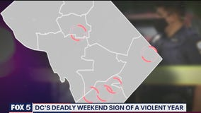 DC deputy mayor vows to increase police presence after deadly weekend