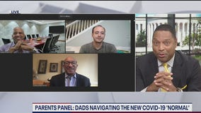 Parents Panel: Dads navigate new COVID-19 'normal'