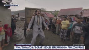 Kevin reviews 'Borat' sequel; new adaptation of 'The Witches'