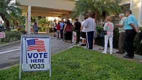 Heavy turnout reported across the state as Texas begins early voting