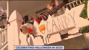 Gaithersburg neighbors at odds over Halloween in the midst of coronavirus pandemic